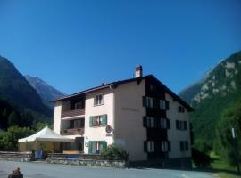 Hotel Klein Matterhorn