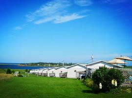 Blue Crest Cottages, North Rustico (New Glasgow yakınında)