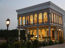 UVA Meridian Bay Resort & Spa, Kundapur (рядом с городом Gangolli)