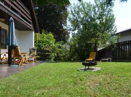 Holiday House Bohinj, Bohinj (in de buurt van Bohinjska Bistrica)