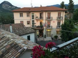 Hotel Ristorante Magda, Novafeltria (Maiolo yakınında)