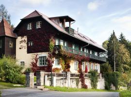 Villa am Walde, Neumarkt in Steiermark (Mariahof yakınında)