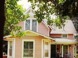 Rose Cottage, Baxter Springs