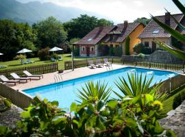 Hotel Rural La Lluriga, La Galguera