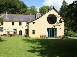 Over the Rainbow - Vegetarian Guesthouse, Blaenporth