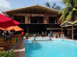 Sir Max Hotel, Kumasi (рядом с городом Adiebaba)