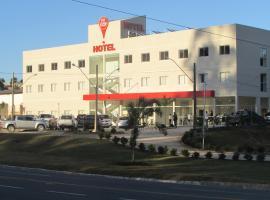 Hotel Pit Stop, Oliveira (Passa Tempo yakınında)