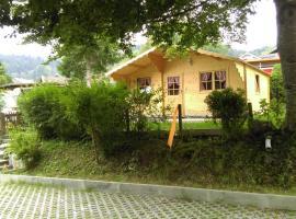 SwissCottages Blockhaus