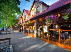 Bayshore Inn Resort and Spa, Waterton Park