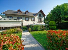 Hôtel Restaurant Du Parc, Ла-Рошет (рядом с городом Betton-Bettonet)