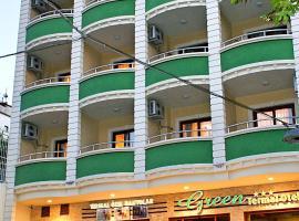 Green Thermal Hotel, Гёкчедере