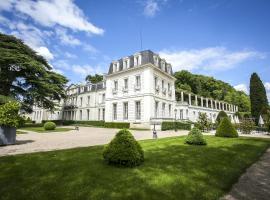 Chateau De Rochecotte, Saint-Patrice