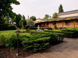 Hotel Slnecny Dvor, Michalovce