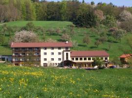 Dornröschen, Höchst im Odenwald (Brensbach yakınında)