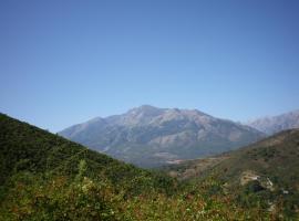 Gîte U Fornu, Santa-Lucia-di-Mercurio (рядом с городом Bustanico)