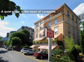 Elite, Lausanne