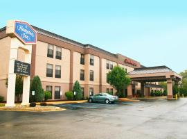 Hampton Inn Fremont, Fremont (in de buurt van Warm Springs District)