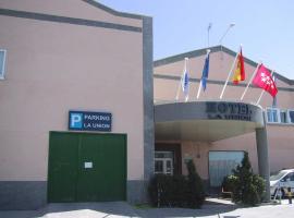 Hotel La Union, Уманес-де-Мадрид (рядом с городом Гриньон)