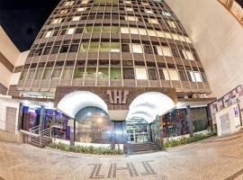 Hotel San Silvestre, Tubarão (Guarda yakınında)