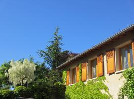 Gîte le Chêne du Py, Villié-Morgon (рядом с городом Корсель-ан-Божоле)