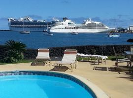 Hilo Reeds Bay Hotel, Хило