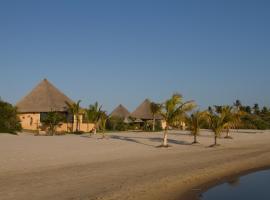 Lagoa Poelela Resort, Chefe Chume