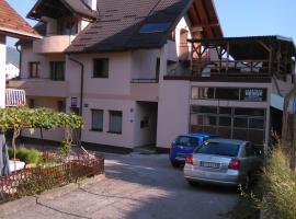 Apartment Dimitrieski, Višegrad (Muhići yakınında)