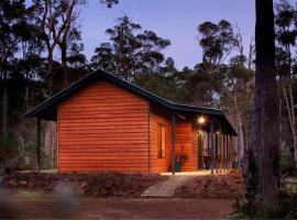 Island Brook Estate Winery and Chalets, Metricup