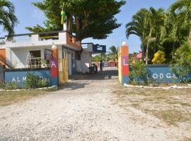 Almond Lodge, Port Antonio (Lennox yakınında)