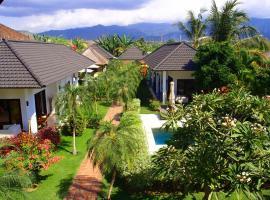 Villa Mahkai, Tegallengah (рядом с городом Celukanbawang)