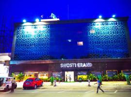 Hotel Swosti Grand, Bhubaneswar