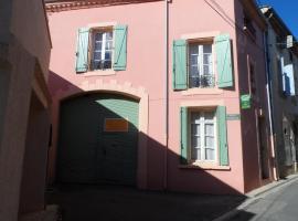Clos Mazerolles, Cruzy (рядом с городом Assignan)