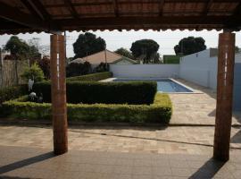 Riviera Pantanal Hotel, Cáceres (Mirassol D´Oeste yakınında)