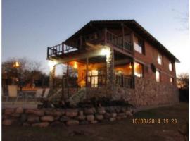 Casa Rustica Cabra Corral, Cabra Corral (Osma yakınında)