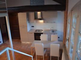 Bedcat 2, Borgarello (Vellezzo Bellini yakınında)