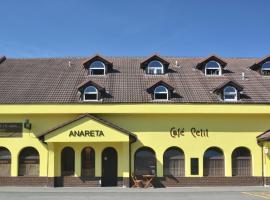 Penzion Anareta, Frýdek-Místek (Žabeň yakınında)