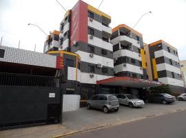 Hotel Rota do Pantanal, Presidente Prudente (Noite Negra yakınında)