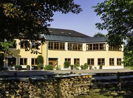 Landhotel Hallnberg, Walpertskirchen (Forstern yakınında)