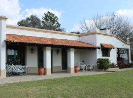 Hotel El Triunfo de Areco, San Antonio de Areco (Villa Lía yakınında)