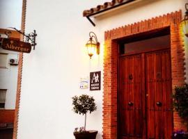 Albergue Las Caballeras, Villafranca de los Barros (Ribera del Fresno yakınında)
