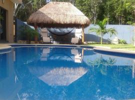 Myoli B&B. Playa del Carmen, México