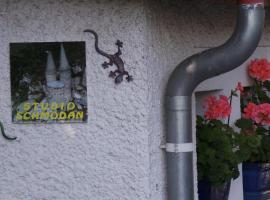 Studio Schmodan, Courtelary (Villeret yakınında)