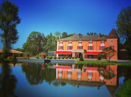 Hôtel du Bois Blanc Relais et Châteaux, Vonnas