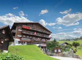 Chalet-Hotel Bettmerhof