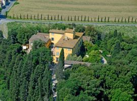 Villa Sonnino, San Miniato