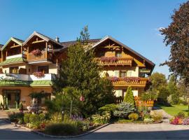 Hotel Garni Sallerhof, Grödig (Niederalm yakınında)