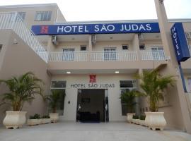 Hotel São Judas, Jundiaí (Near Itupeva)