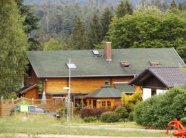 """Ferienhaus-Hotel """"Zur Grünen Oase"""", Adelmannsfelden (Bühlerzell yakınında)"""