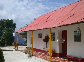 El Paraiso de Tuki B&B Cafe y Cacao Farm, Minca