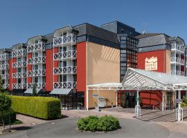 Hotel am Park, Stadtkyll (Kronenburg yakınında)